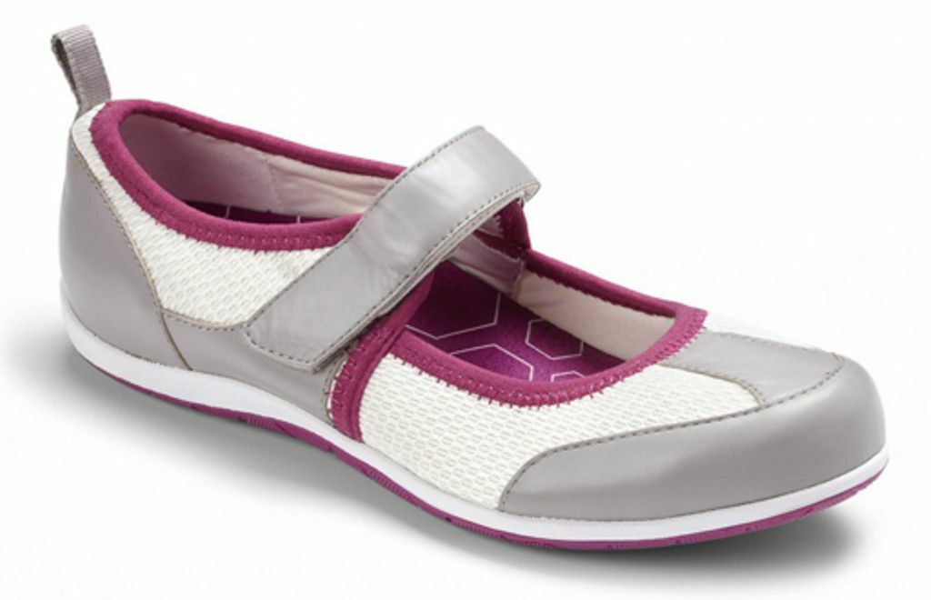 Vionic Women's Ailie Leather Mary Jane Sport shoes Size  USA 9, UK 7, EUR 40