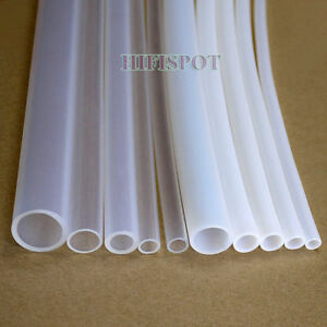 1MM-20M-M-PTFE-Teflon-Tubing-Pipe-ROHS-White-Clear