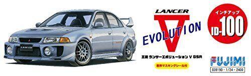 Fujimi modellolo 0.1cm Up Serie No.100 Mitsubishi Lancer Evolution GSR V