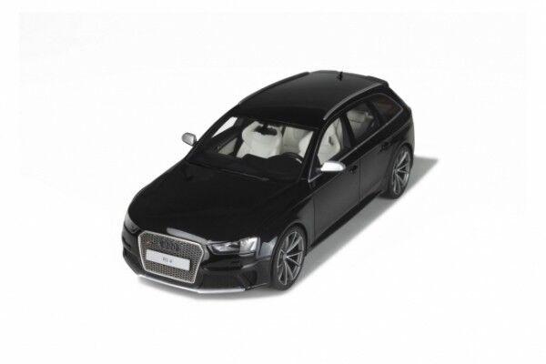 GT Spirit 726 Audi RS4 B8 schwarz 2012 1 18 - limited 1 750