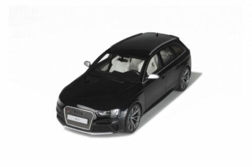 GT Spirit 726 Audi RS4 B8 schwarz 2012 1:18 limited 1//750