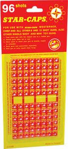 VTG Super Bang Strip Caps 72 Shots X 14 Packs And 96 Shots X 2 Of Super Caps