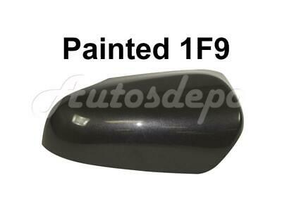 W//O LAMP TYPE MIRROR COVER PAINTED Slate Metallic LH FOR COROLLA 2014-17 1F9