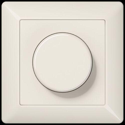 Jung AS 500 Drehdimmer 60-400W weiß//alpinweiß neu