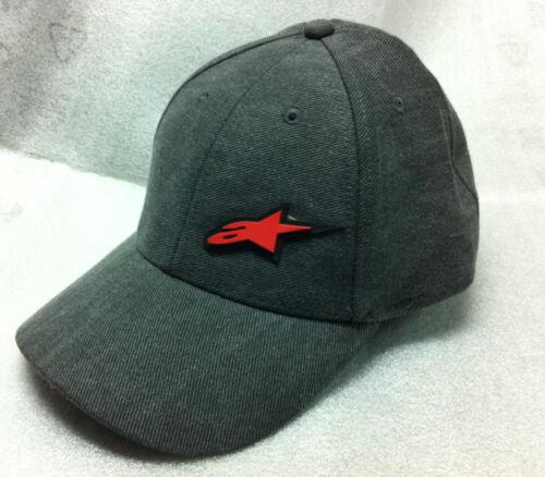 ALPINE STARS JEANS CAPPELLINO BASEBALL CAP HAT