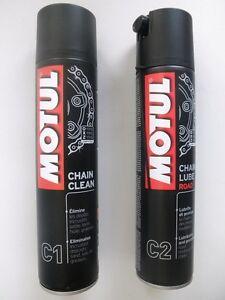 Catena O Ring Ox Ring.Motul Chain Clean C1 O Ring X Ring Z Ring 400ml Motul Chain