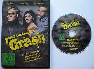 ⭐⭐⭐ POLSKI CRASH ⭐ Jürgen Vogel ⭐ Clotilde Courau ⭐ Klaus J. Behrendt  ⭐ DVD ⭐⭐⭐