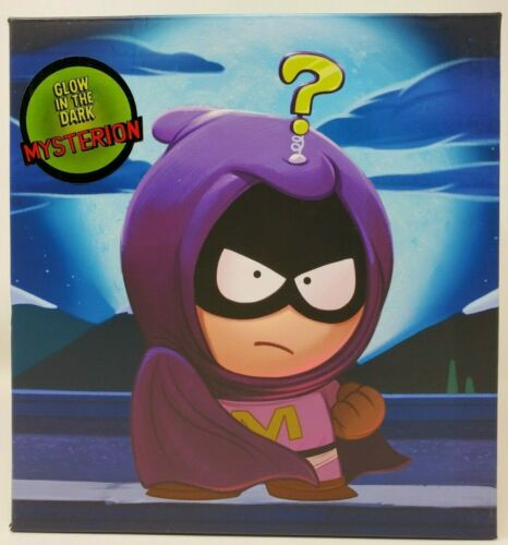 The Fractured But Whole Mysterion Vinyl Figure South Park