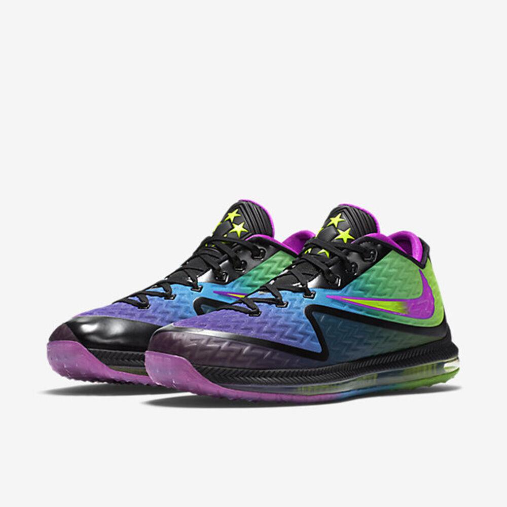 reputable site 6888d 0ff7a Nike Field General 2 2 2 Black vivid Purple Volt Blue Lagoon 749310 057  735023