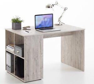 """Schreibtisch /""""PRIMUS/"""" PC Tisch Computertisch Home-Office Büro weiß"""