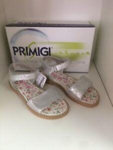 Misterioso taburete Infrarrojo  Primigi Scamos Girls Sandals Size Eu 34 Uk 2   eBay