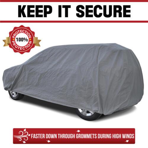 Multi-Layer Genuine Waterproof SUV//Van Cover for Auto Car All Weather Medium