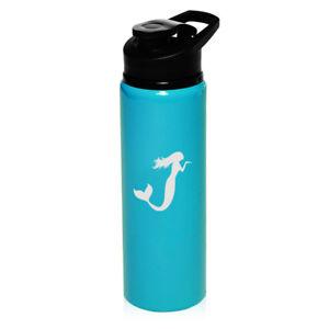 25oz-Aluminum-Sports-Water-Bottle-Travel-Mermaid