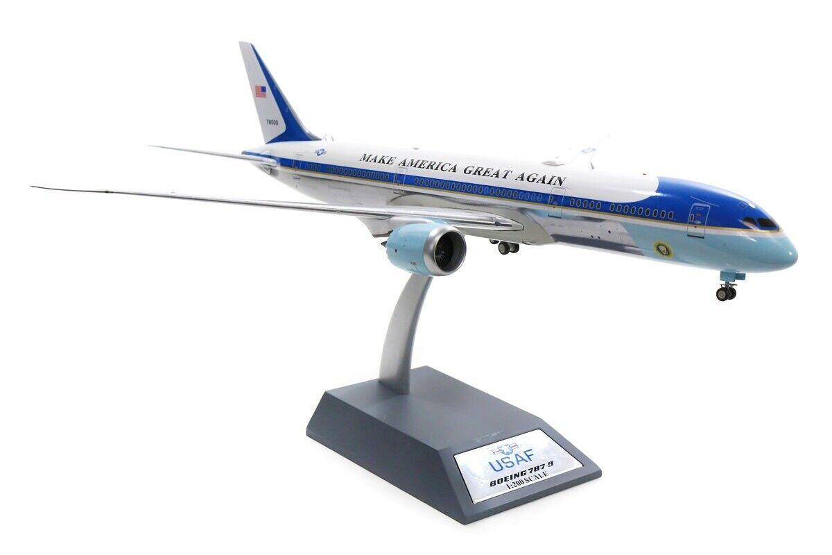 Bbox 1 200 USAF B787-9 Air Force One 78000 poli avec s Make America Grand Nouveau