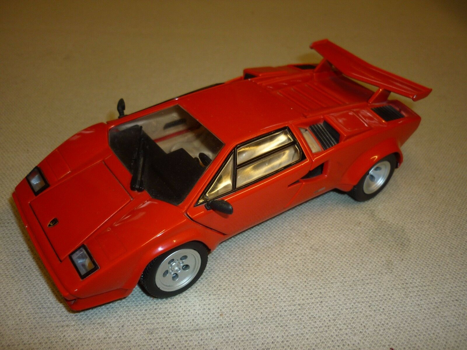 Un Franklin Comme neuf scale model voiture 1985 Lamborghini Countach 500 S | Magasiner