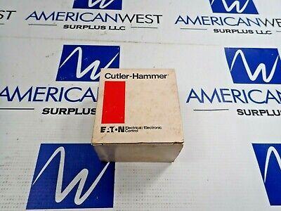 Cutler-Hammer 10923H3 DC Electrical Interlock