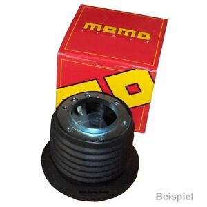 Momo-Lenkradnabe-fuer-Mazda-MX5-NA-Lenkrad-Nabe-steering-wheel-hub-mozzo-naaf