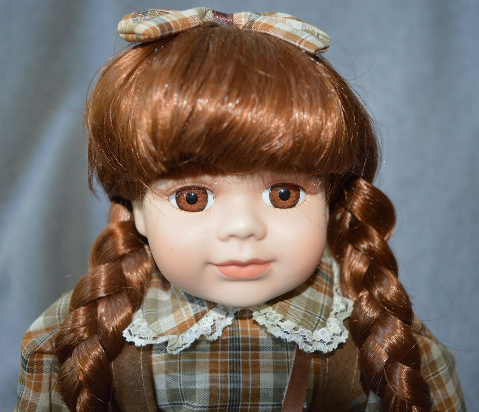 German Porcelain Doll 16-inch from rossohenburg on the Tauber, Germany