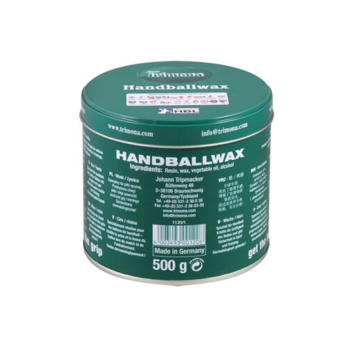 Trimona Handballwax, 500 Gr. Dose, Handball Harz