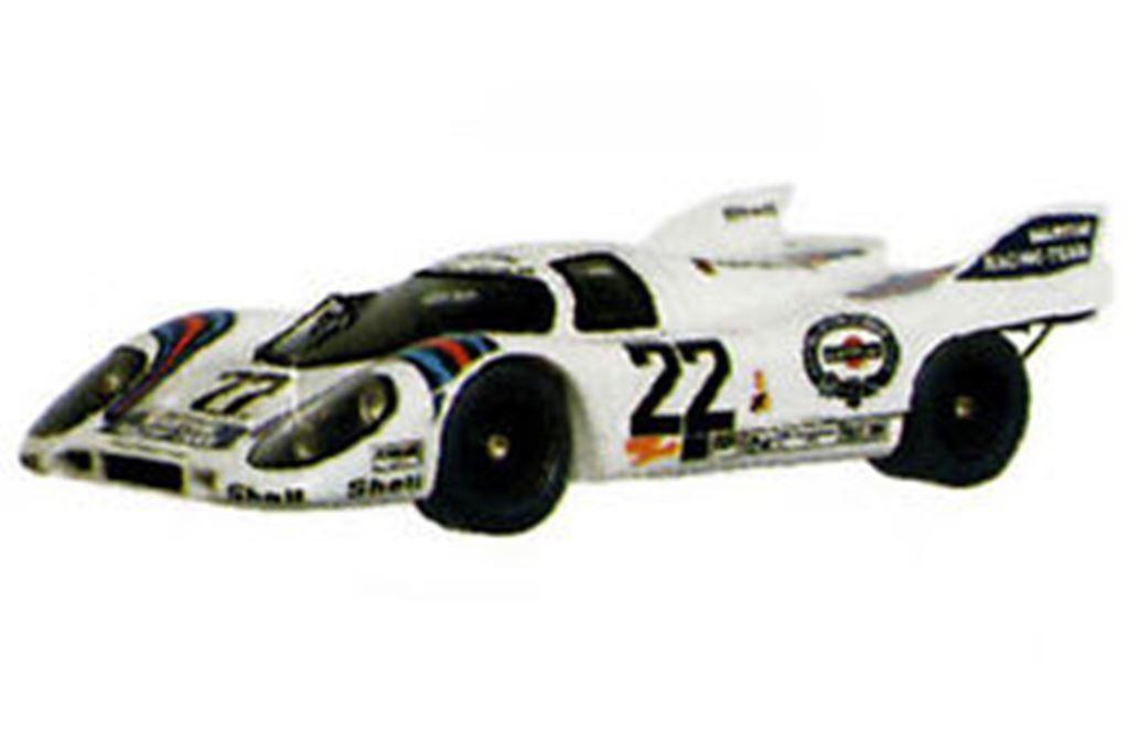 IXO LM1971 PORSCHE 917K diecast model car no 22 MARTINI H Marko Van Lennep 1 43
