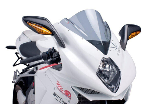 PUIG Z-RACING SCREEN MV AGUSTA F3 800 13-21 LIGHT SMOKE