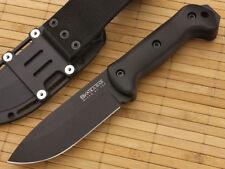 BKR2 Couteau Kabar Becker BK2 Campanion 1095 Carbon Blade Kydex Sheath Made USA