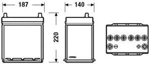 Batteria-auto-EXIDE-EB356A-12V-35AH-240EN