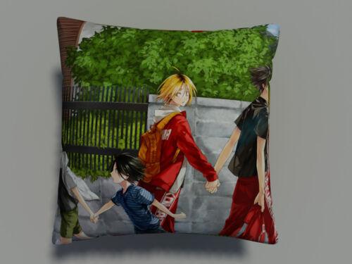 Haikyuu anime manga two sides Pillow Cushion Case  326