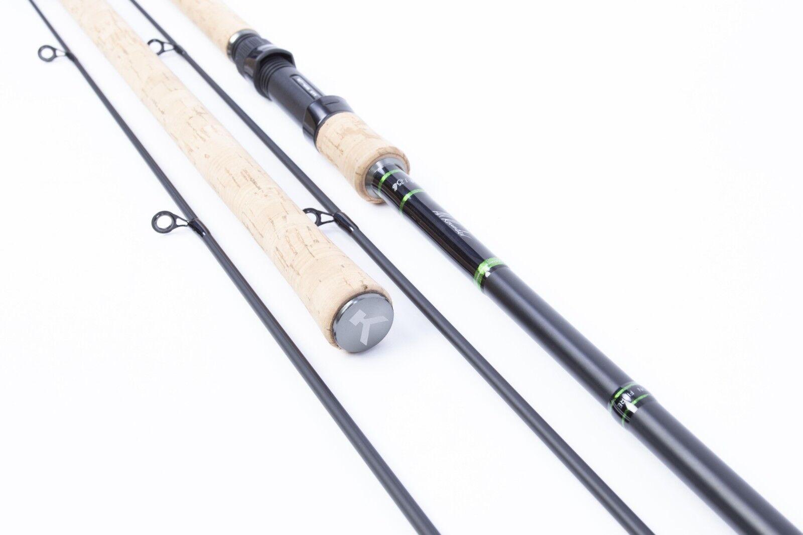 Korum Allrounder Allrounder Allrounder Rod * Gamma Completa * Nuovo Specialista grossa, Canna da Pesca de4ace