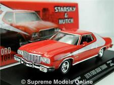 STARSKY & HUTCH FORD GRAN TORINO MODEL CAR 1:43 SCALE GREENLIGHT 86442 K8967Q~#~