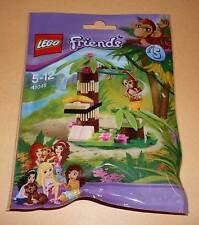 Lego Friends 41045 Orangutans Banana Tree ( Affe Baum Polybag Tütchen ) Neu OVP