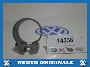 Band Clamp Exhaust System Exhaust Clamp Original Volkswage Golf 1986 1998