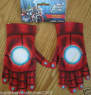 NEW Marvel Spider-Man Comics Child Gloves