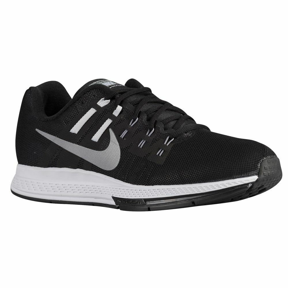 Men's Nike Zoom Structure 19 Flash Running Shoes, 806578 001 Multip Sizes Black/