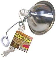 Zoo Med Repti Economy Clamp Lamp Reptile Basking Heat Lamp 8.5