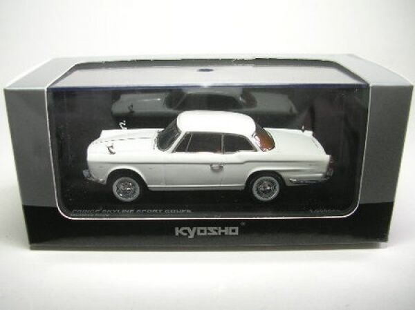 Nissan Prince Skyline Sport Coupe (White)
