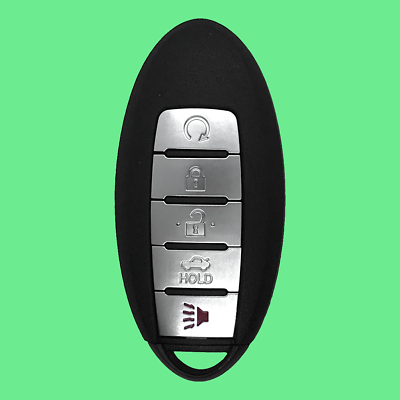 for Nissan Altima Maxima 2016 2017 2018 2019 Remote Key Fob 5 Btn KR5S180144014