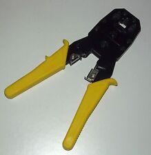 3 IN 1 Crimp Tool Cat5e/6 RJ45/RJ12/RJ11/RJ10/RJ9/RJ22 - 8P8C-6P6C/4C-4P4C/2C