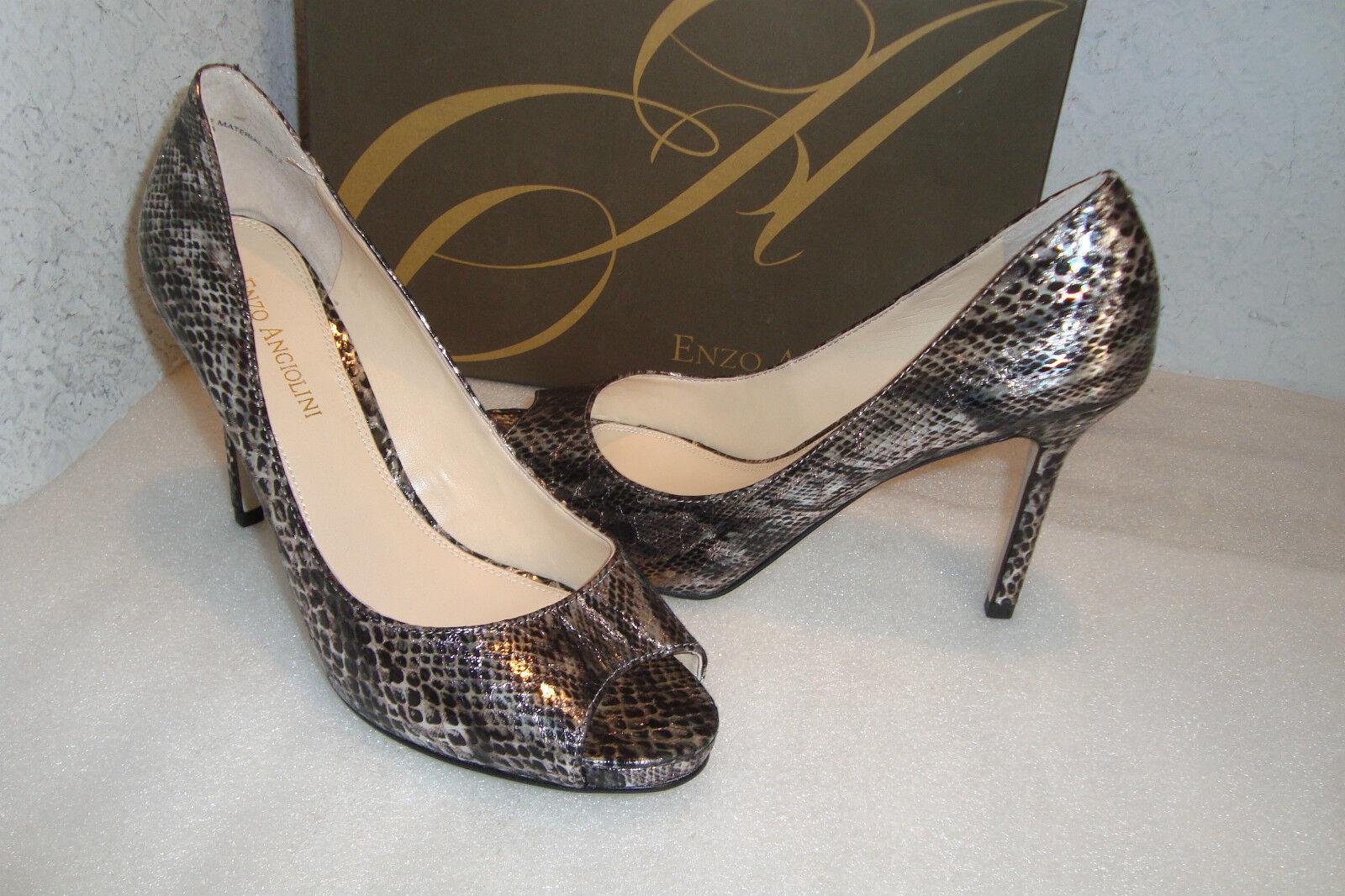 ENZO Angiolini Maiven para para para mujer Nuevo con Caja Estaño Tacones Zapatos 6.5 MED Nuevo  los clientes primero