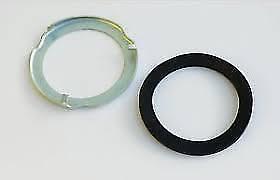 ROVER SD1 2000,2300, 2600 & 3500 V8 FUEL TANK SENDER UNIT LOCK RING & SEAL 5E8