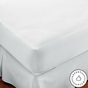 Sleep Safe Premium Full Mattress Protector In White 846756025535 Ebay