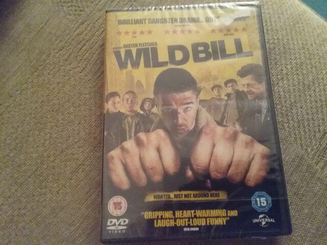 Wild Bill (DVD, 2012) new freepost