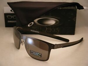 f3e664be0e Image is loading Oakley-Holbrook-Metal-Matte-Gunmetal-w-Prizm-Black-