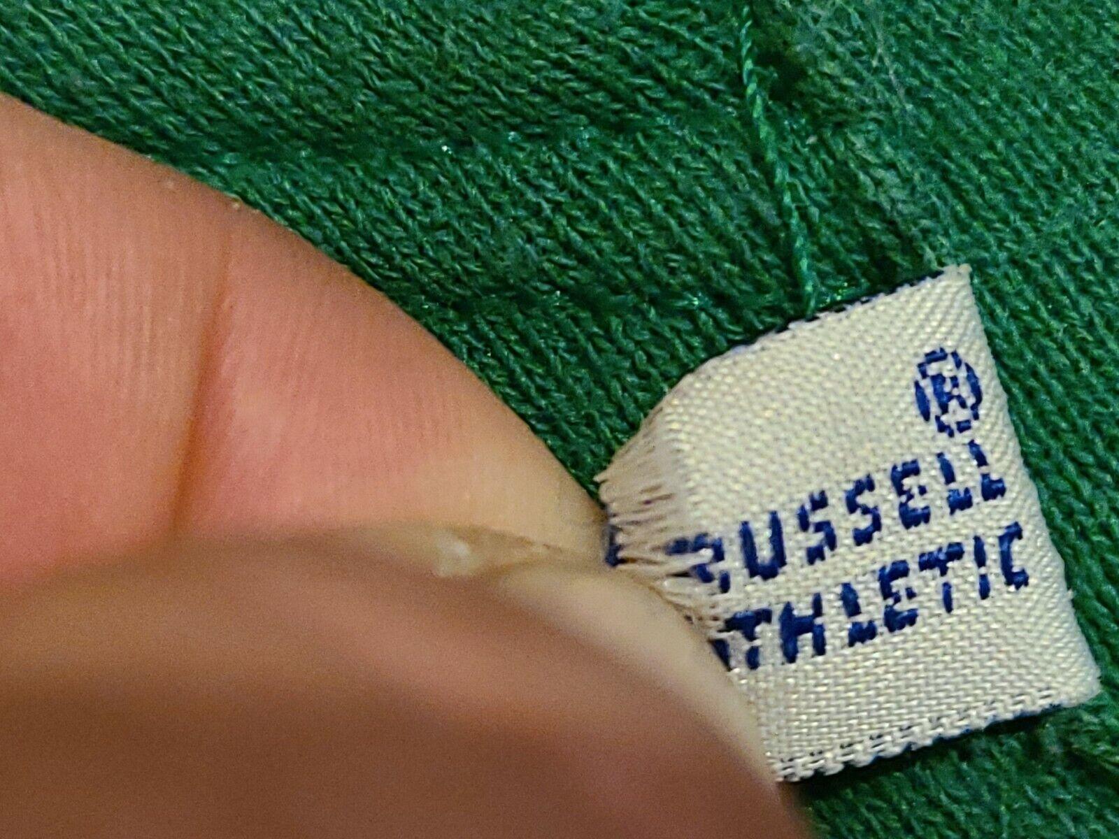 Vintage  Russell Athletic Hoodie Sweatshirt 1970s  - image 5