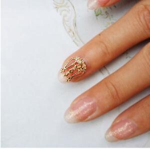 Popular-10x3D-Hollow-Nail-Art-Alloy-Tips-Decoration-Jewelry-Glitter-Rhinestone