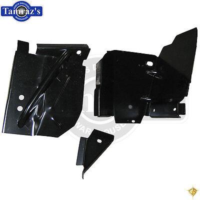 "LH 69-70 Mustang Fb /& Cpe Firewall Body Sub Frame Support Brace /"" Torque Box /"""