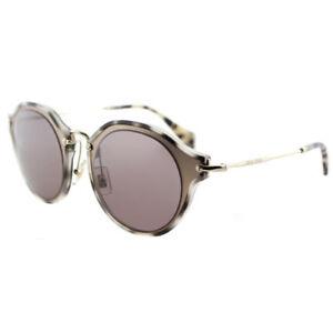44c5c3f6fef8 Miu Miu MU51SS VA86X1 49MM Matte Pink Plastic Cat-Eye Sunglasses ...
