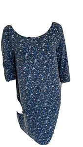 Pure-Collection-Blue-Graphic-Abstract-Shift-Dress-14-16