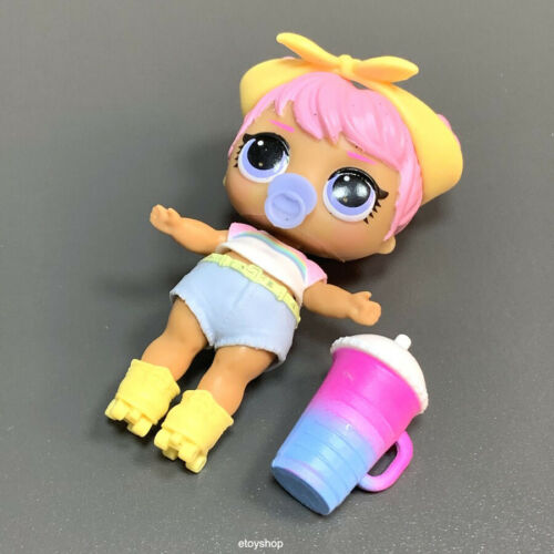 boy toy gift genuine LOL Surprise Doll Dawn Down Down CONFETTI POP L.O.L