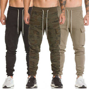 New-Mens-Casual-Military-Army-Cargo-Camo-Combat-Work-Pants-Trousers-Pant-M-3XL